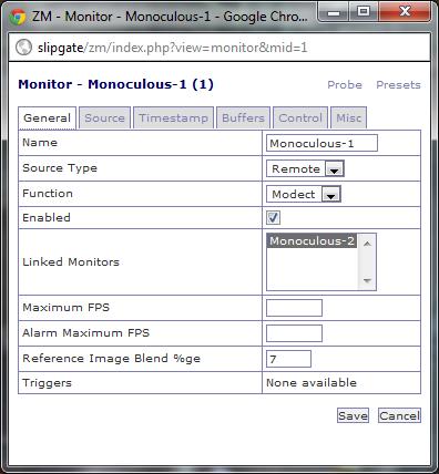 ZoneMinder Wiki - Wiki - Foscam FI8918W